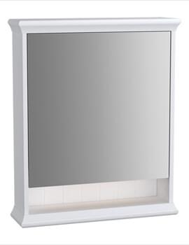 VitrA Valarte Wall Hung 3 Door Mirror Cabinet