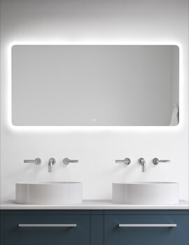 Saneux Frontier LED Mirror